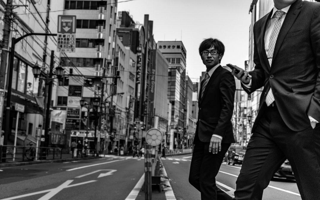 Japan Business-Knigge – A wie … Anzug