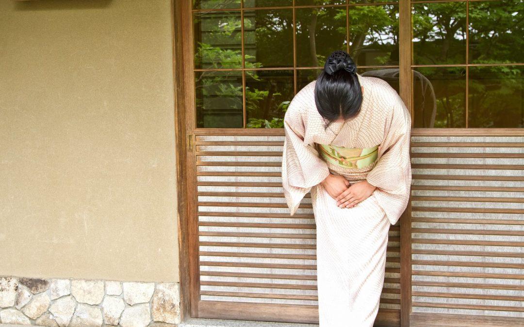Japan Business Knigge – H wie … Höflichkeit